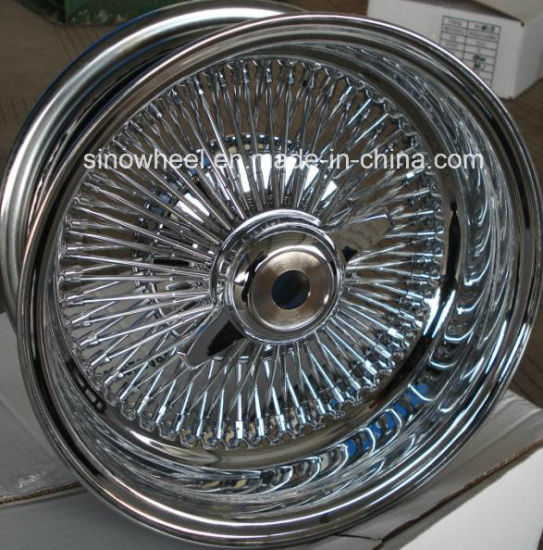 Chrome Wire Wheels pictures & photos