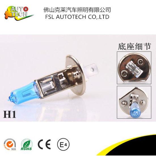 Xenon Halogen Light Bulbs H1 12V 55W for Auto