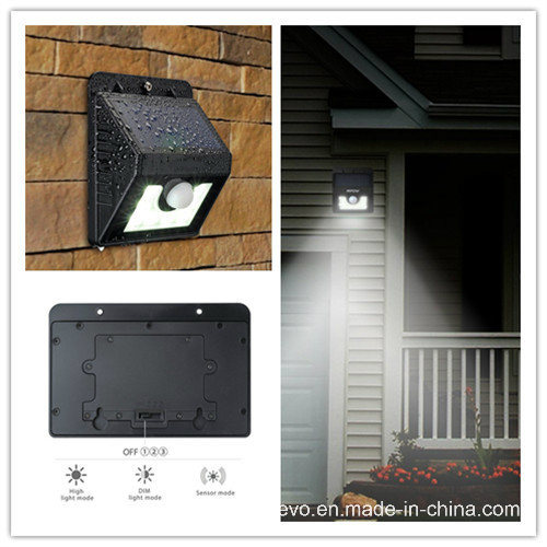 20 LED Multi-Function Solar Wireless Motion Sensor Security Light (RS2002) pictures & photos