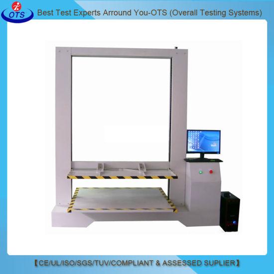 Automatic Corrugated Box Compression Resistance Fatigue Test Machine