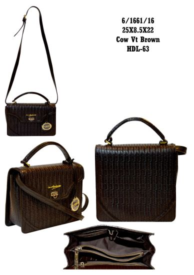 Genuine Leather Bags (EU1661) pictures & photos