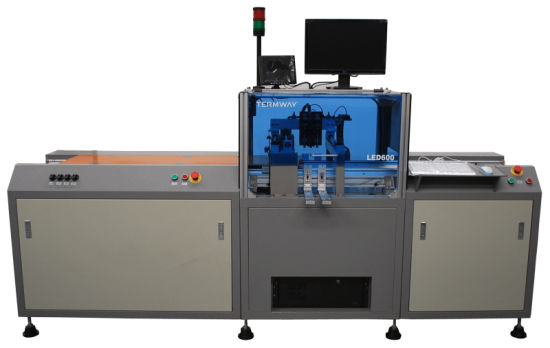 2Head High Speed Pick and Place Machine / SMT Chip Mounter LED600