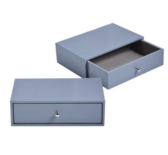 Wholesale Wooden Drawer Stationery Storage Box pictures & photos