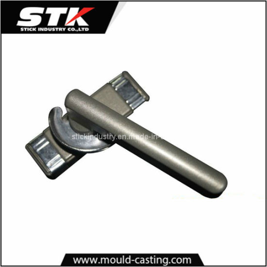 Chromed Aluminum Alloy Die Casting for Window Handle pictures & photos