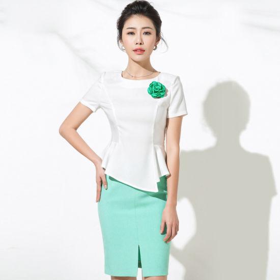 China beauty spa massage beautician uniform china for Spa uniform china