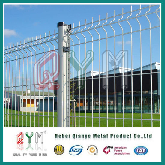 China Welded Wire Mesh Fence Panel /Square Welded Wire Mesh Fence ...