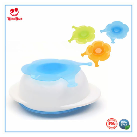 Anti Slip Infant Dinnerware for Feeding Baby pictures & photos