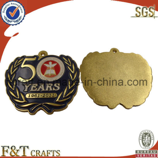 High Qualuty Fashion Hot Sales Metal Keychains (FT42245BD)
