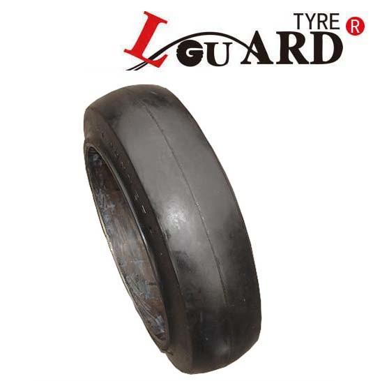Bias Solid/Press on Industrial Tyre, Forklift Tire Reifen Llantas