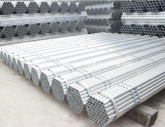 Hot Dipped Galvanized API 5L ERW Line Pipe pictures & photos