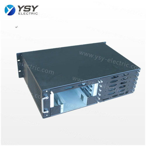 Customized Sheet Metal Fabrication Enclosure Parts Aluminum Profile Chassis