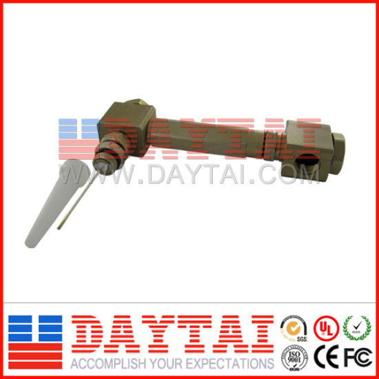 5/8 Ks Hardline Elbow 180 Degree Pin CATV Connector