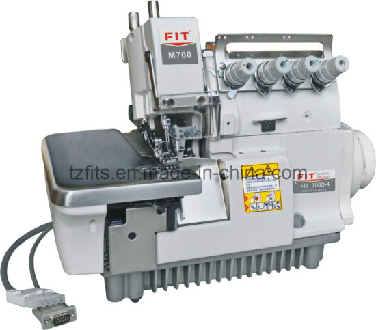 Direct Drive High Speed Overlock Machine (FIT 700D)
