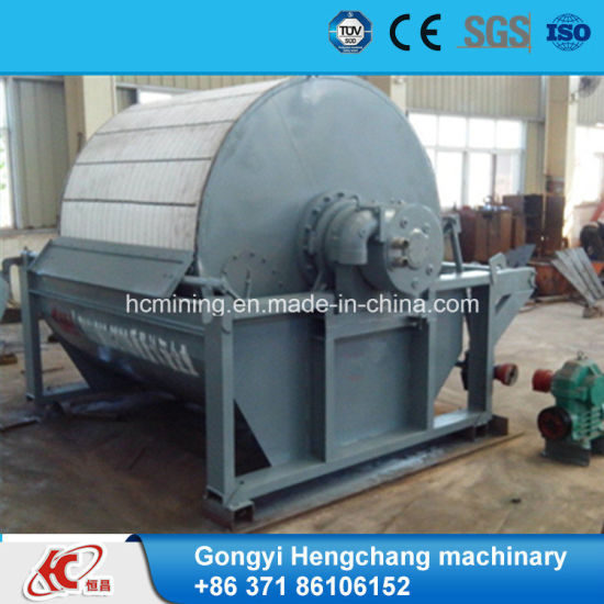 Hot Sale Rotary Vacuum Filter Machine pictures & photos