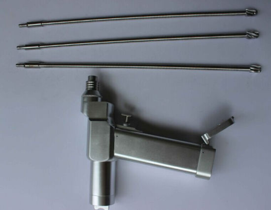 Med-OS-0210 Cannulated Drill, Orthopedic Cannulated Drill China pictures & photos