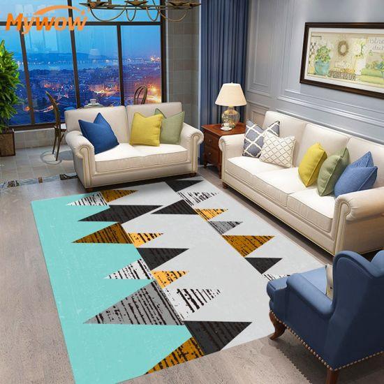 Center Rug Living Room Modern Custom Floor Rug