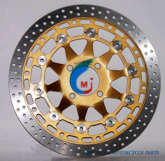 Motorcycle Parts Floating Motor Brake Disc 04 pictures & photos