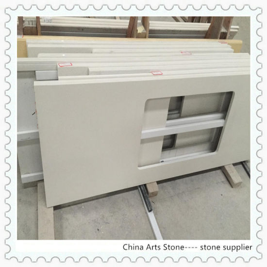 Standard Artificial Marble Countertop for Kitchen