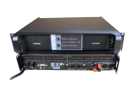 14000W 2 CH High Voltage Operational Karaoke Amplifier pictures & photos