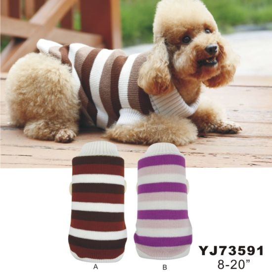 China Dog Sweater Free Knitting Pattern Yj73591 China Pet Coat