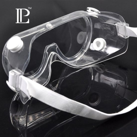 Transparent Safety Protective Isolation Goggles