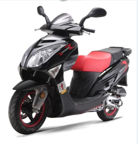 Hot Sale Petrol Scooter 125cc pictures & photos