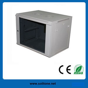 Wall Mount Cabinet Network Cabinet (ST-WCE09-645) with 18u to 47u