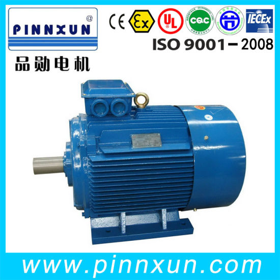 China Three Phase GOST AC Motor for Vacuum Pump 110kw - China GOST