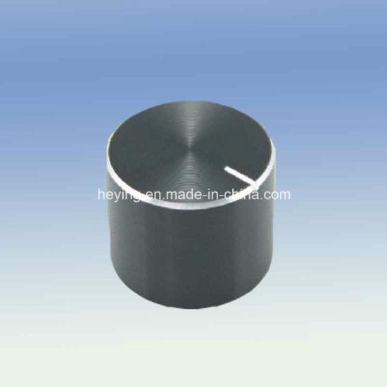 Aluminum Amplifier Mixer Knob and Button