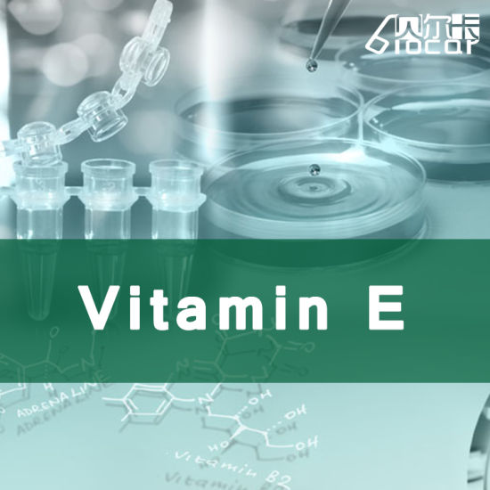 High Purity and Good Price Vitamin E (CAS: 59-02-9)