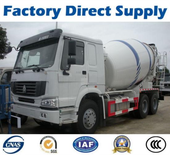 Sm00101 Sinotruk HOWO Heavy Duty 6X4 Concrete Mixer Truck 336HP (Non Used Mini FAW Isuzu Beiben Foton Pick up Cargo Vehicle tipper dump dumper tractor)