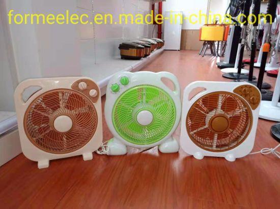 """10 Inch Desktop Fan Table Fan Electric Fan 10"""" Box Fan"""