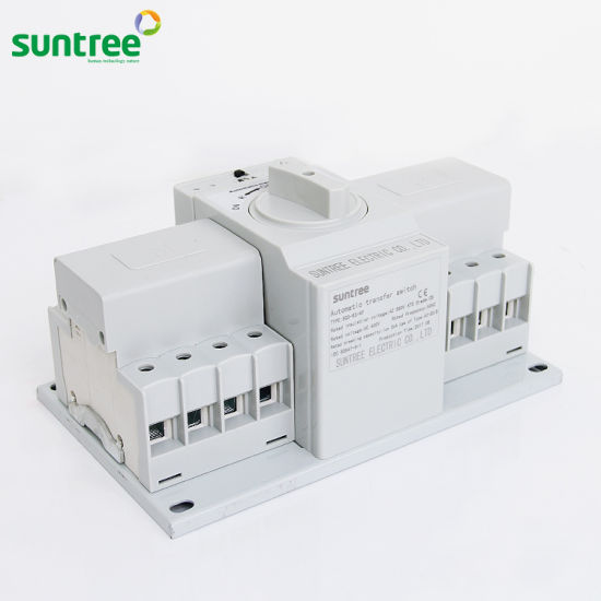 Sq3 Generator Automatic Transfer Switch ATS Electric Manual Transfer Switch