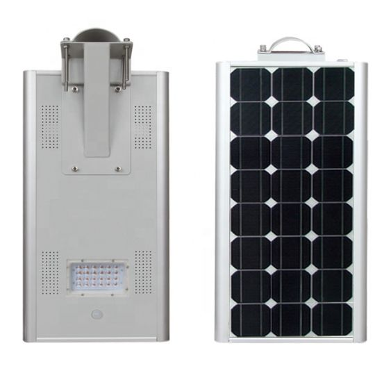 120W All in One Solar Street Light Integrated Price Low