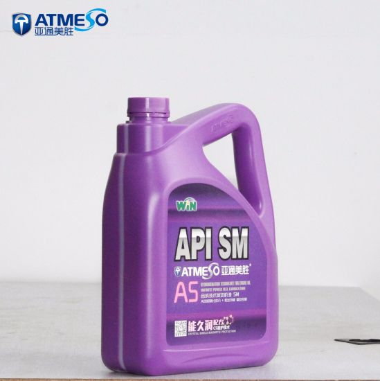 API Sm 5W-40 Synthetic Engine Oil Dky157