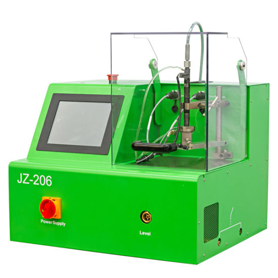 Coding Injectors Common Rail Injector Test Bench