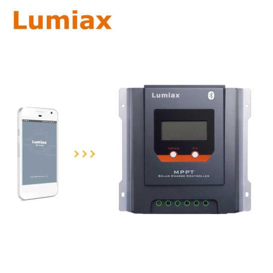 Bluetooth MPPT Solar Charge Controller 20A 30A 40A 60A