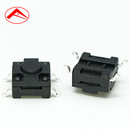 Normally Closed Tact Switch B3f Tactile Switch SMD 6X6X5mm