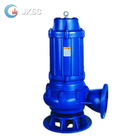 Energy Saving Small Centrifugal Submersible Sewage Pump