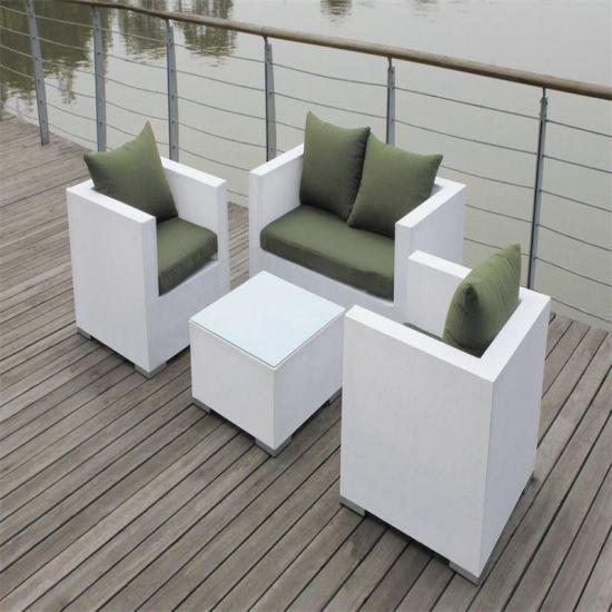 Die Casting Aluminum Rattan Outdoor Furniture