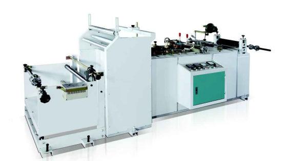 BOPP PVC Pet Shrink Sleeve Center Sealing Bag Making Machine