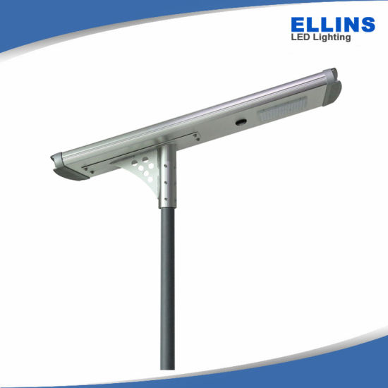 Garden Roadway Outdoor Lighting Lamp IP65 All in One Integrated Solar Power LED Street Light 20W/30W/40W/60W/80W/100W/120W