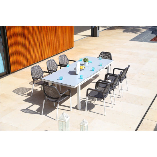 Meiyaxin Beach Outdoor Restaurant Dining Chairs (accept customized)
