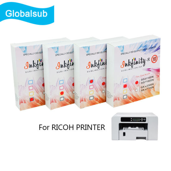 China Ink Cartridge for Ricoh Sg3110 Sublimation Printer - China Ink