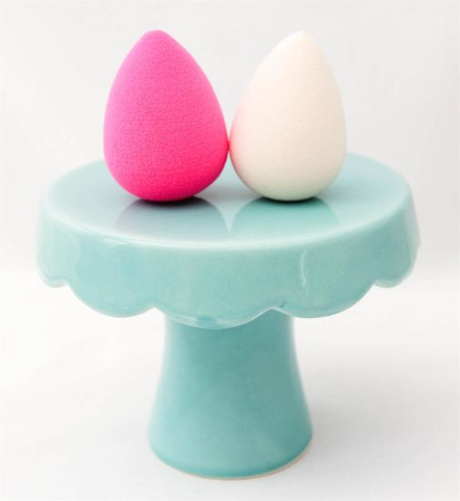 Cheap Colorful Cosmetics Sponge Natural Foundation pictures & photos