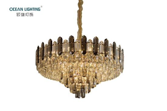 2020 Year New Design Crystal Chandelier for Hotel Project Interior Decoration