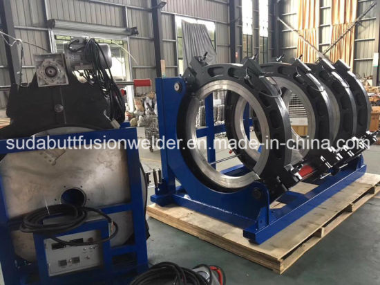 Sud1200h HDPE Plastic Butt Fusion Welding Machine (710-1200mm) pictures & photos