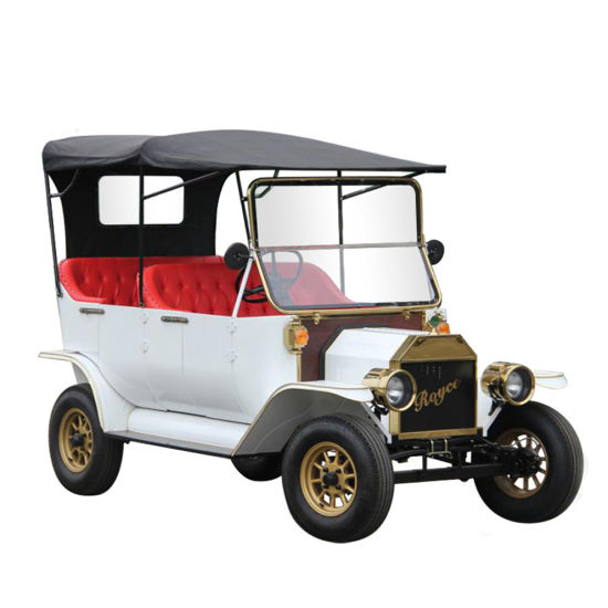 Newest Popular Chinese 5 Seats Electric Classic Vehicle for Sale