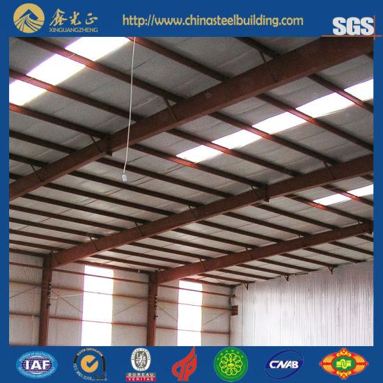 Steel Strcuture Warehouse/Metal Structure Workshop (SSW-14327)