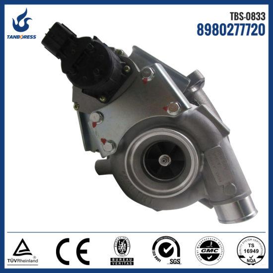 Isuzu electric turbocharger with actuator RHF55V 4HK1-E2N VIET VAA40016  8980277720 898027-7725